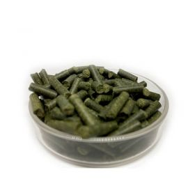 Shrimp pellets ortie